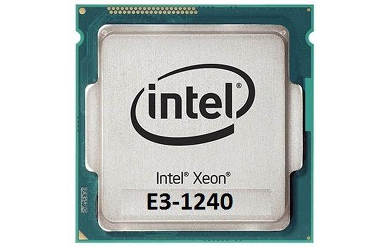 Процессор Intel Xeon E3-1240 [как i7-2600] s1155 4ядра 8потоков