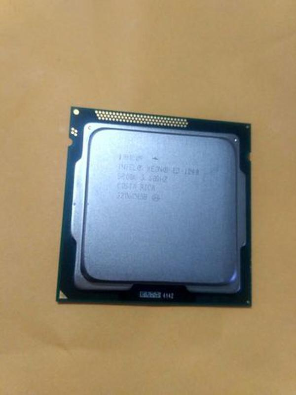 Процессор Intel Xeon E3-1240 [как i7-2600] s1155 4ядра 8потоков - Фото 2