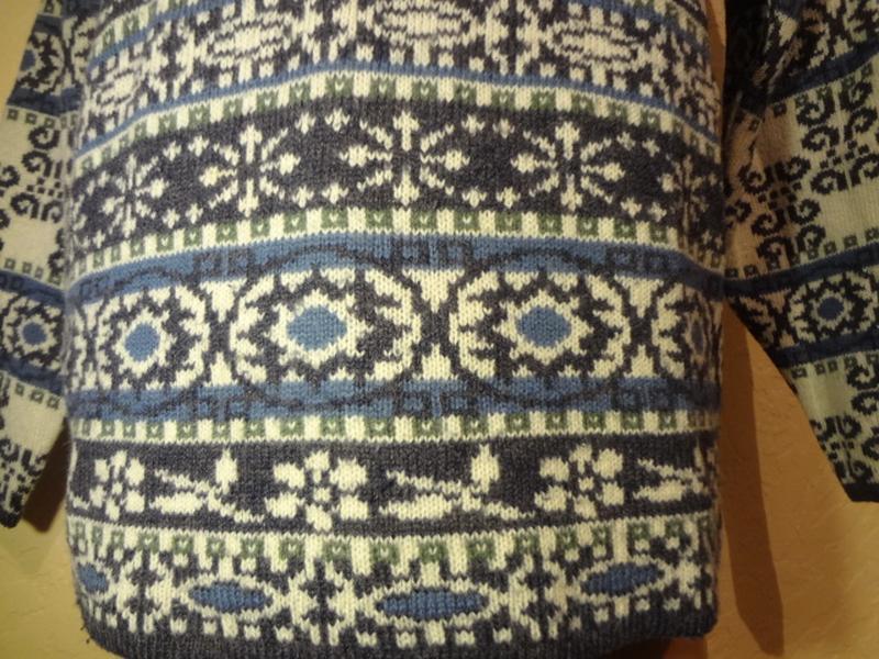 Супер теплый шерстяной свитер под шею lapagayo размер м l - Фото 6