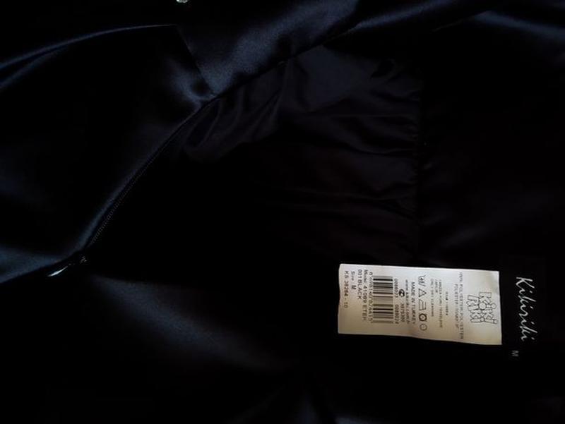 Черная юбка (платье) - Фото 5