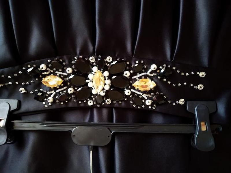 Черная юбка (платье) - Фото 6
