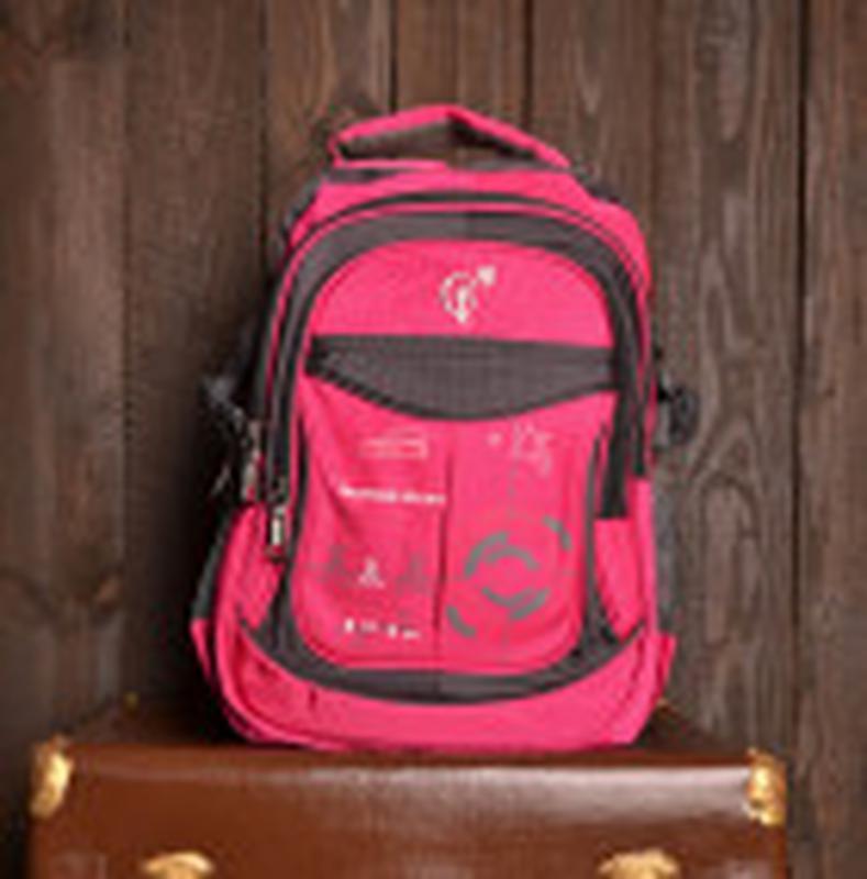 Рюкзак школьный 16020(2цвета)