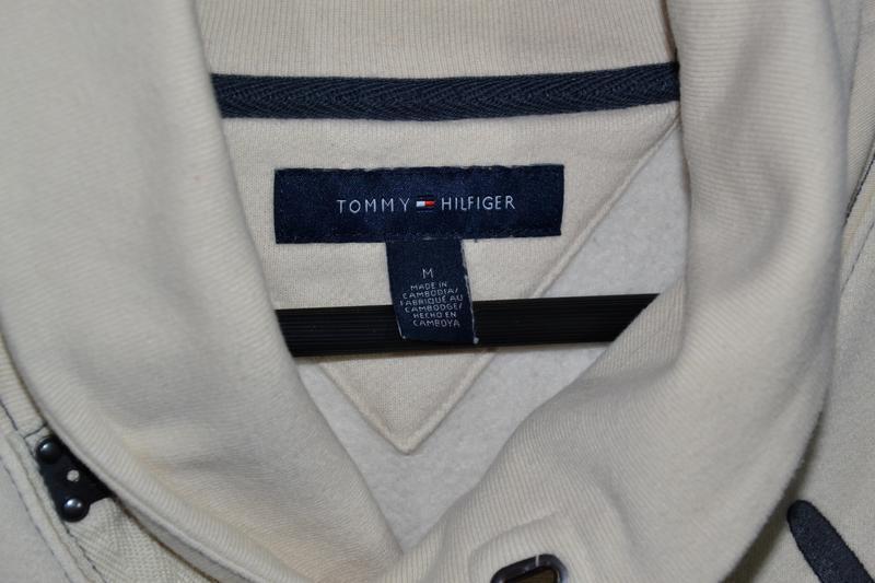 Кофта, толстовка tommy hilfiger hoodie - Фото 4