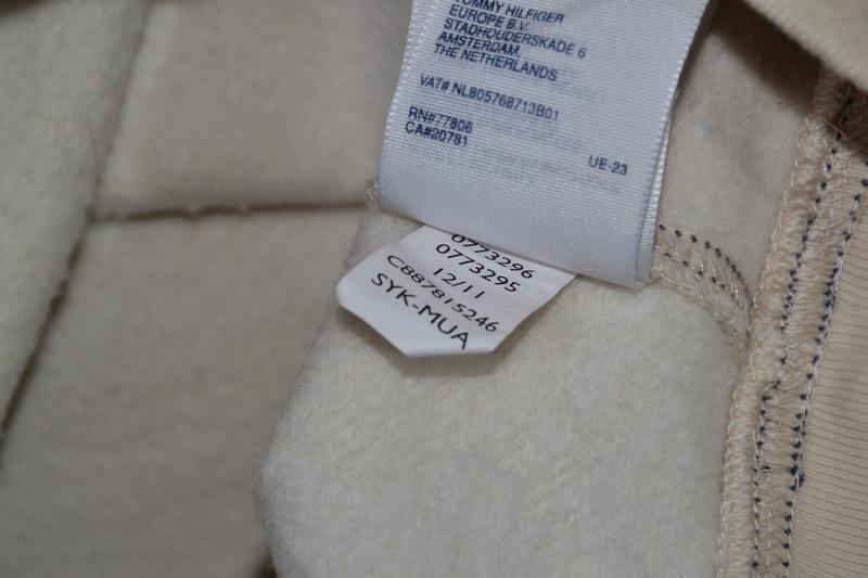 Кофта, толстовка tommy hilfiger hoodie - Фото 5