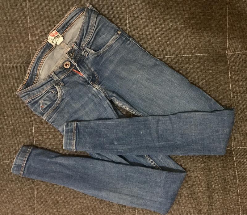 🌿 джинсы/скинни bershka - Фото 2