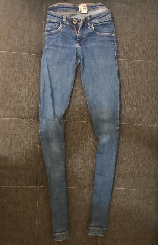 🌿 джинсы/скинни bershka - Фото 3