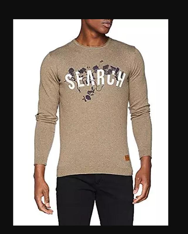 Пуловер свитер springfield испания сток