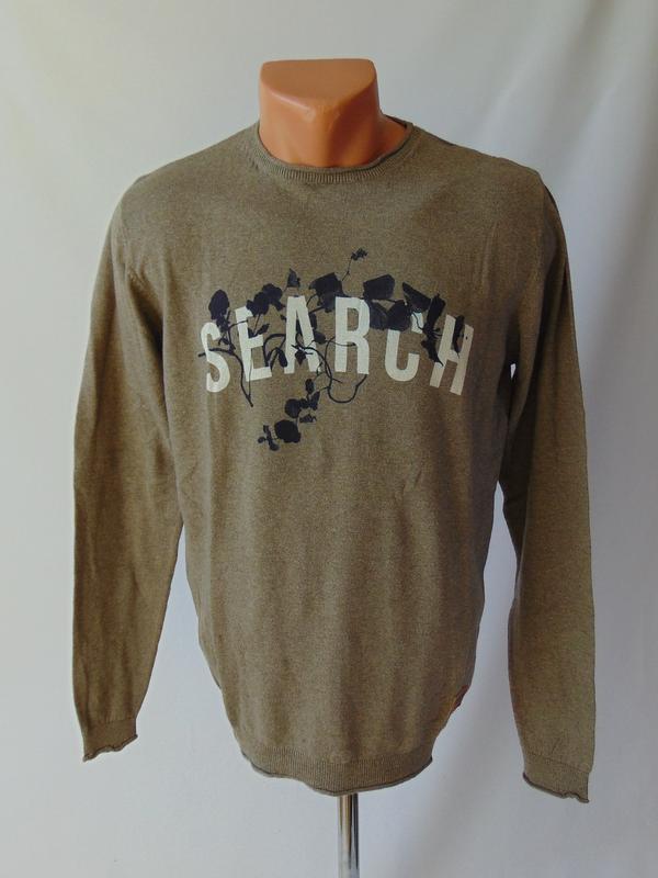 Пуловер свитер springfield испания сток - Фото 2
