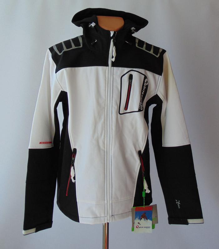 Спортивная куртка white season ski wear лыжная куртка 50 р. сток
