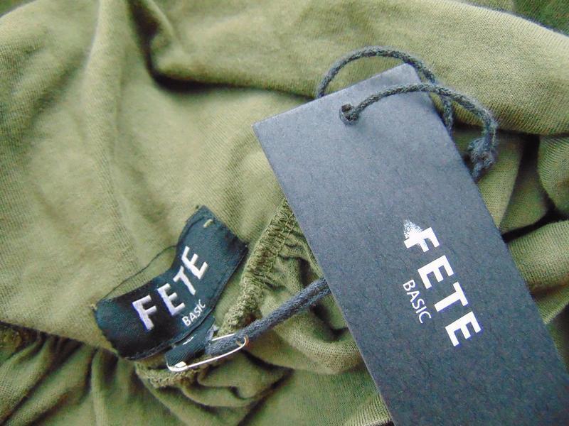 Платье -туника от испанского бренда fete с - Фото 4