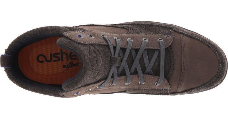 Ботинки сникерс cushe burnside мужские  оригинал из сша - Фото 6