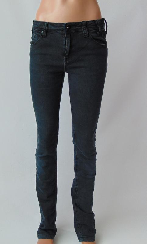 Джинсы cars jeans black limo 15 лет, 170 см