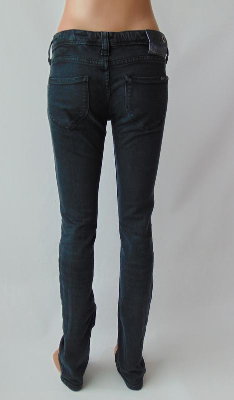 Джинсы cars jeans black limo 15 лет, 170 см - Фото 2