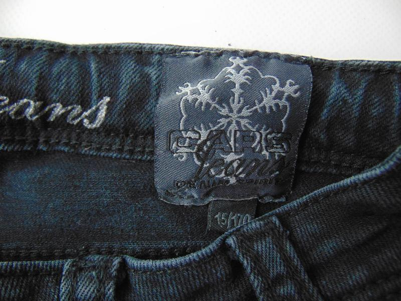 Джинсы cars jeans black limo 15 лет, 170 см - Фото 4