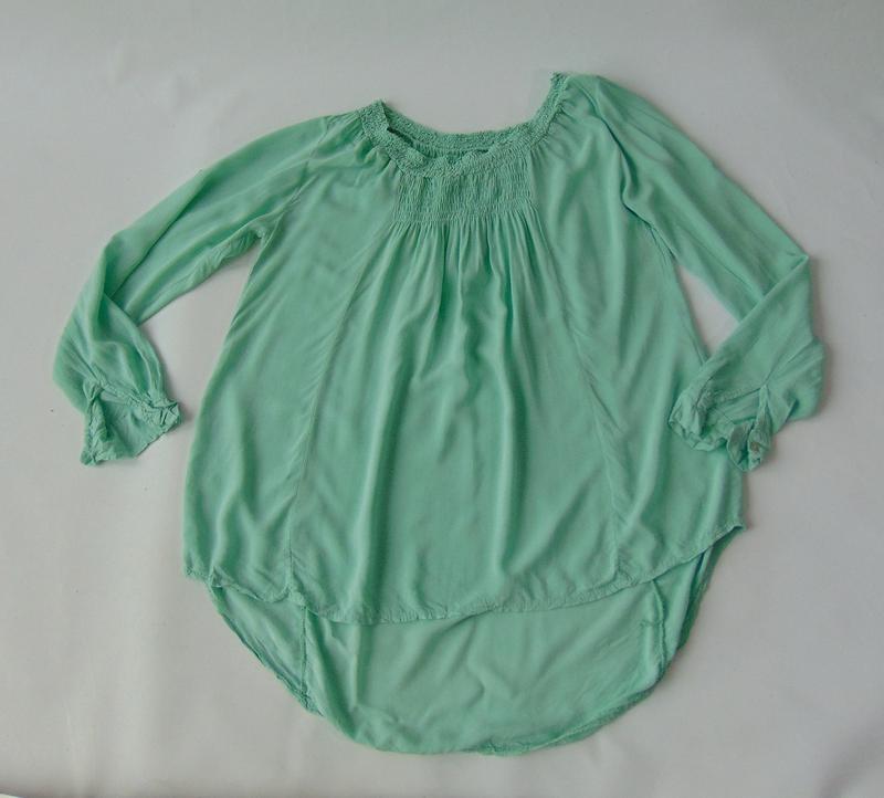 Тонкая рубашка - Фото 4