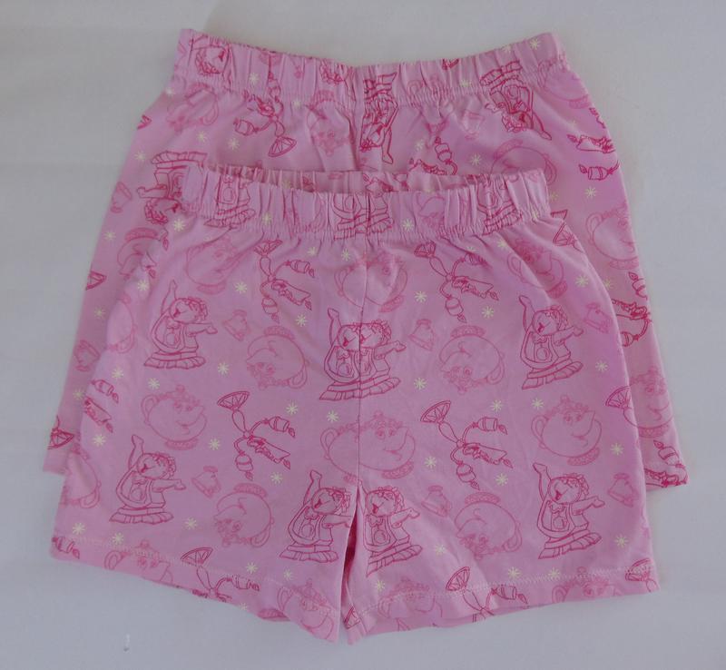 Шорты пижамные 2-3, 4-5 лет 104-110 см george