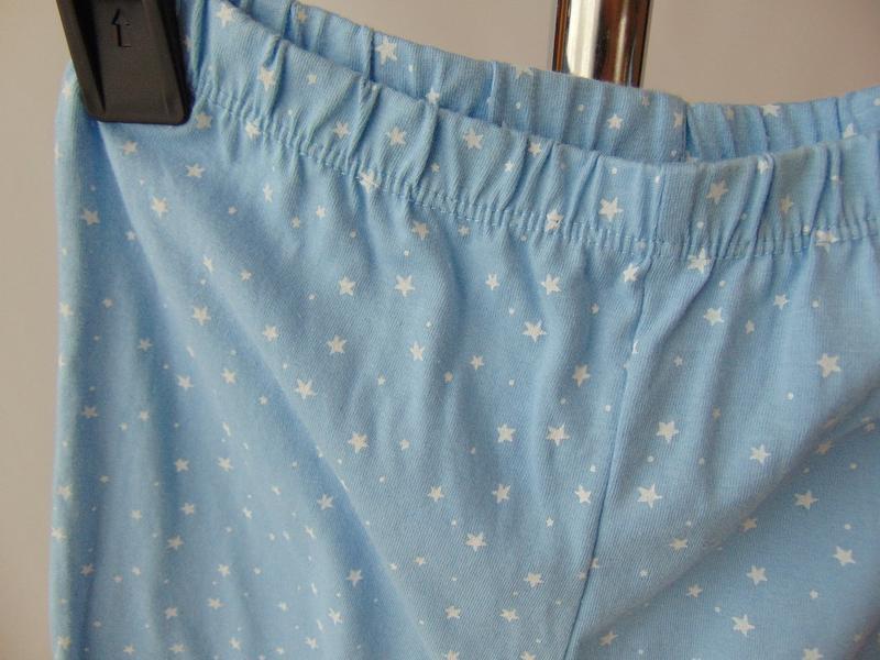 Пижама низ штаны  англия 6-7 лет