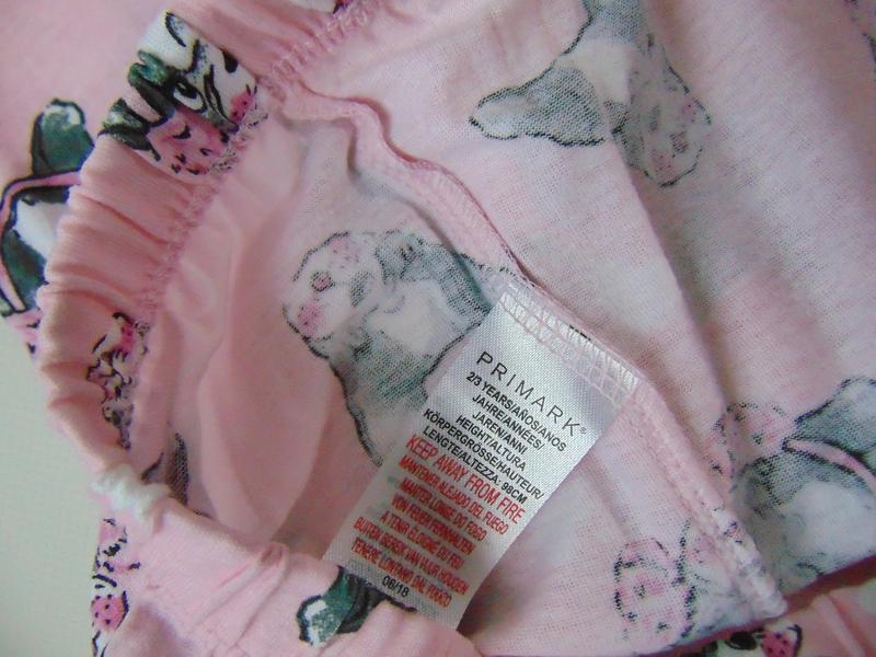 Пижама низ штаны 2-3 года 98 см primark англия - Фото 3