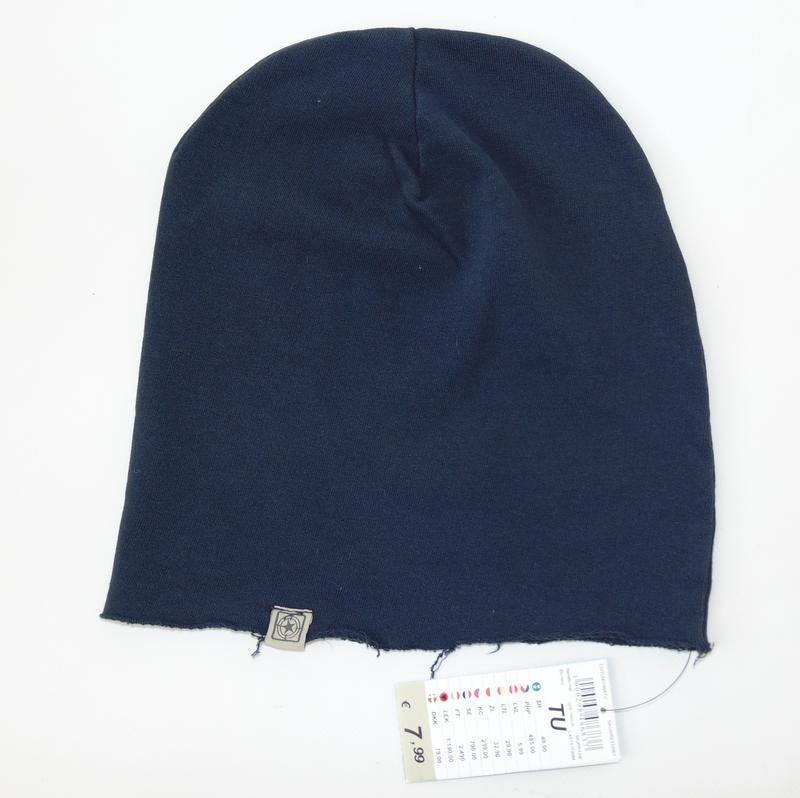 Молодежная шапка чулок бини terranova италия сток