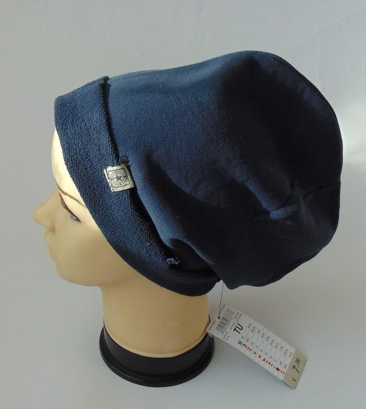 Молодежная шапка чулок бини terranova италия сток - Фото 3