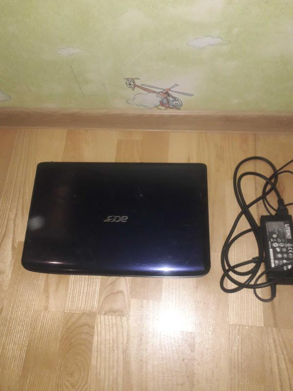 Ноутбук Acer ASPIRE 5738 на запчасти