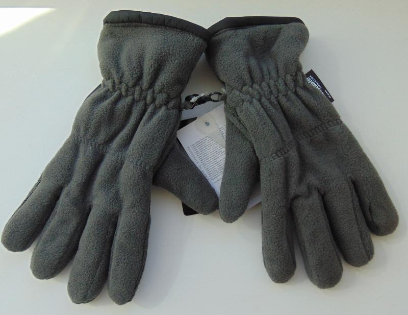 Тёплые флисовые перчатки на подкладке thinsulate ®, takko, с-м - Фото 2