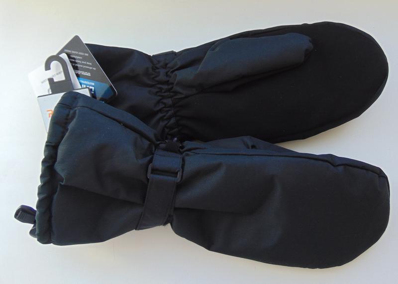 Термо варежки-перчатки немецкого бренда rodeo c&a