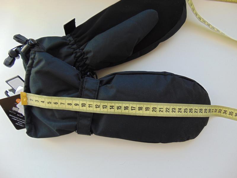 Термо варежки-перчатки немецкого бренда rodeo c&a - Фото 3