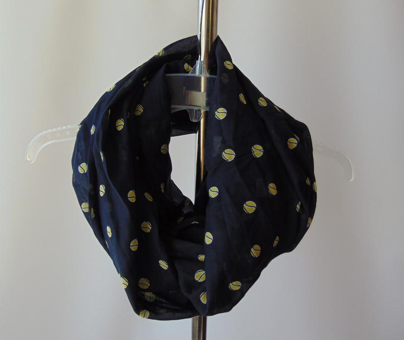 Весенний шарф хомут снуд мячи c&a германия - Фото 3