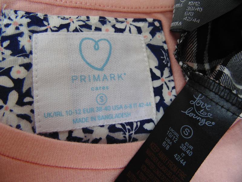 Пижама primark love to lounge англия с, 10-12 р. - Фото 4