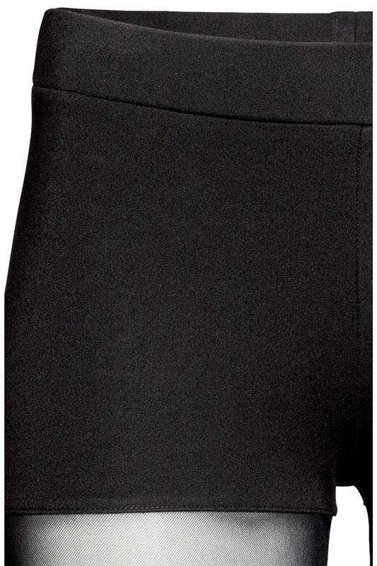 Легинсы из сетки от h&m loves coachella - Фото 2
