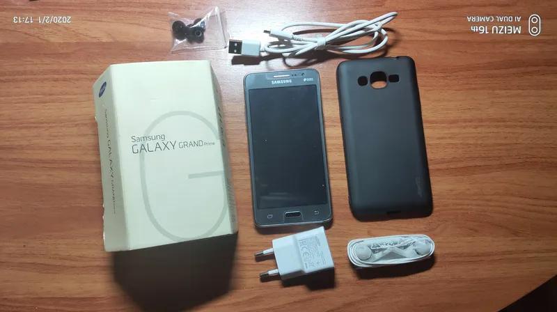 Смартфон Samsung Galaxy Grand Prime SM-G530H - Фото 3