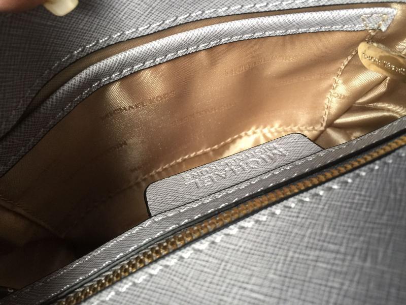 Женская сумка в стиле michael kors mini майкл корс - Фото 3