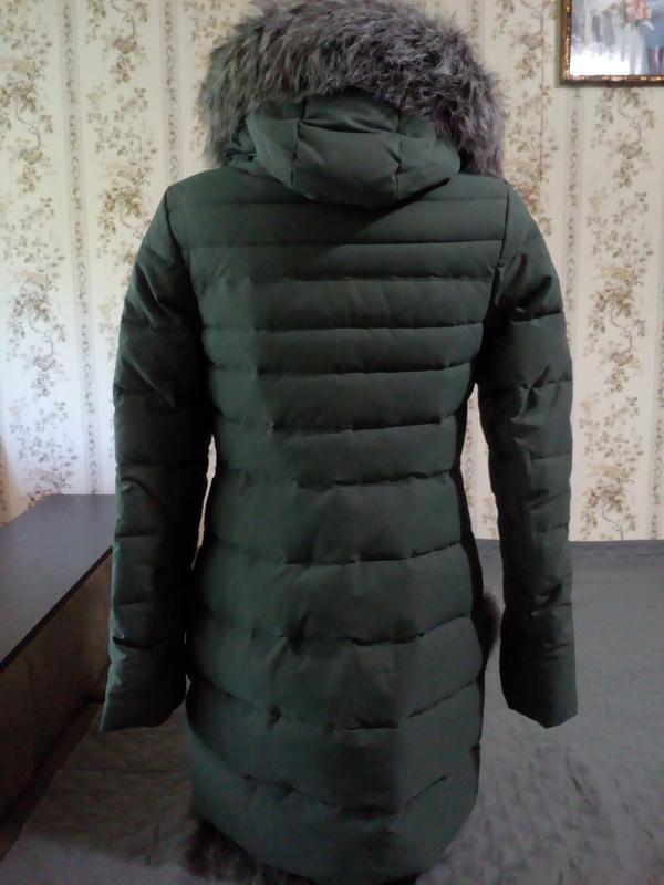 Классный теплый пуховик, зимняя куртка - Фото 2