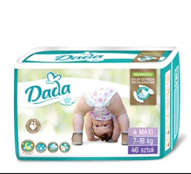 Памперсы Dada