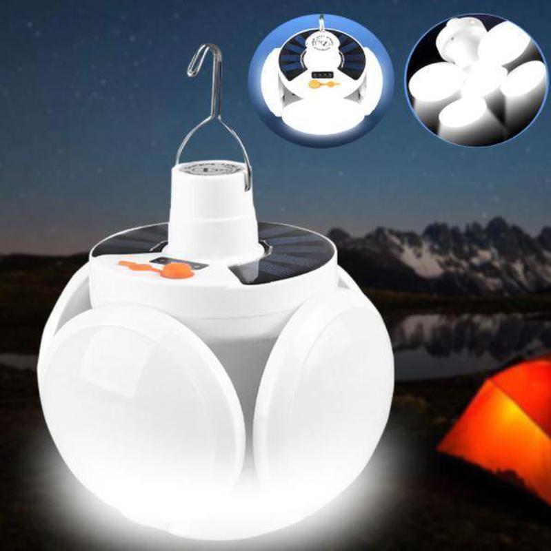 Лампа для кемпинга BL 2029 + SOLAR