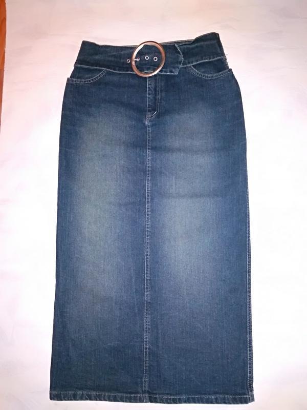 Madison square винтажная  юбка  макси