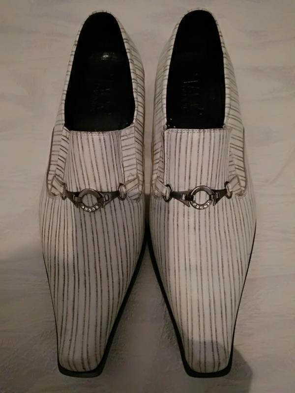 Jack dannies туфли мужские нарядные цвет слоновой кости