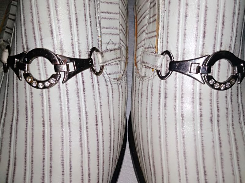 Jack dannies туфли мужские нарядные цвет слоновой кости - Фото 3