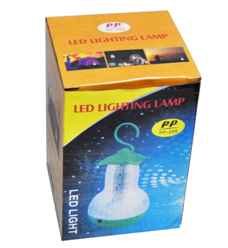 Лампа для кемпинга груша PP-299