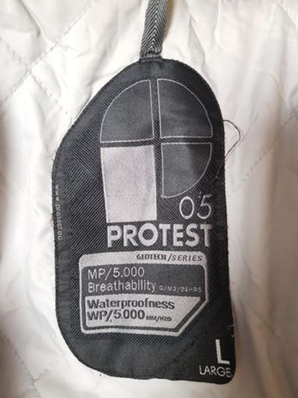 Горнолыжная сноубордическая куртка PROTEST L/XL - Фото 2