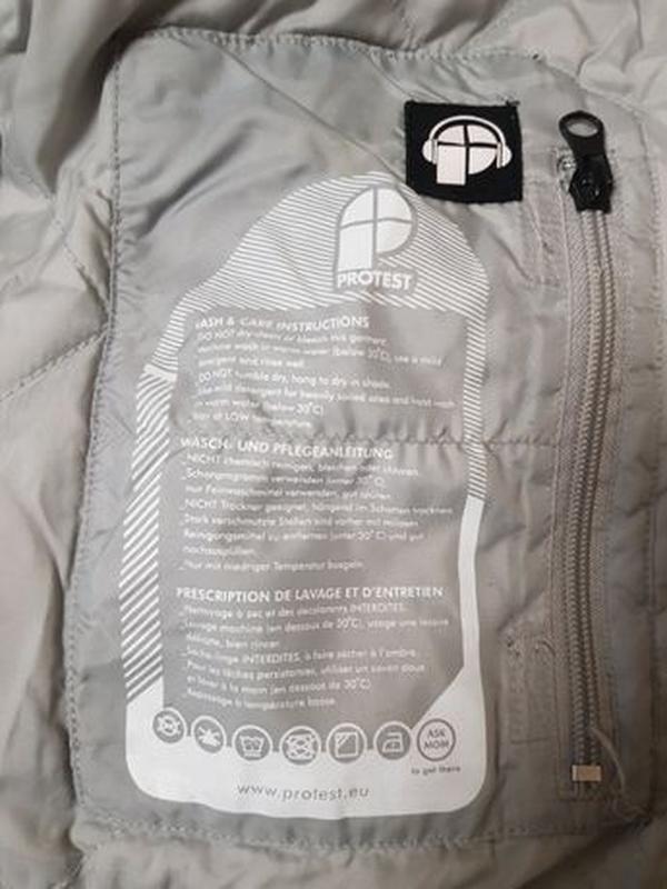 Горнолыжная сноубордическая куртка PROTEST L/XL - Фото 3