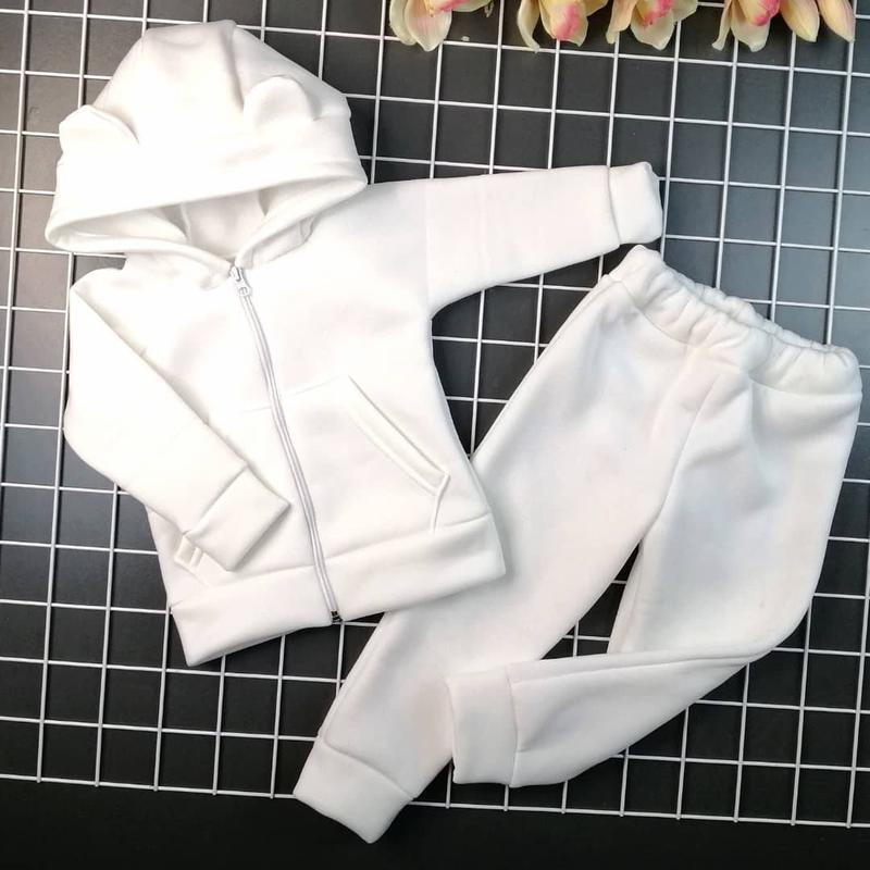 Дитячий костюм теплий