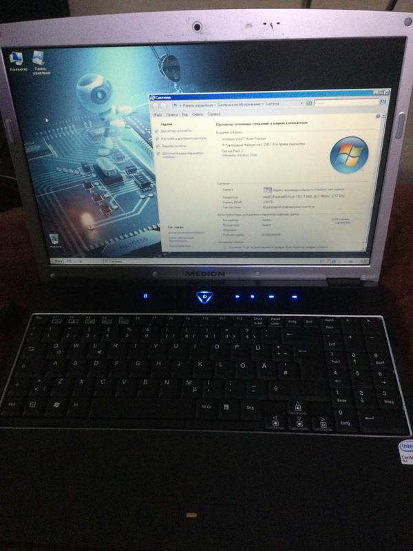 Продам ноутбук для офисных задач из Европы