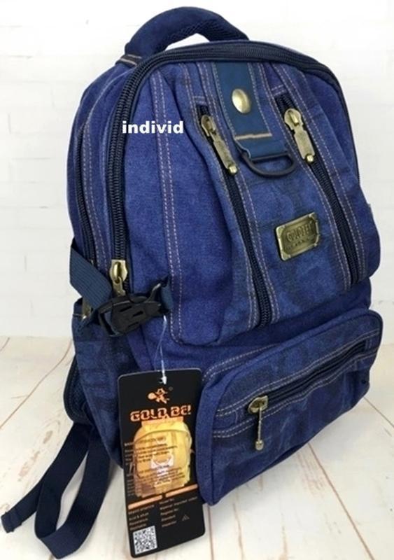 Сумка, ранец, спортивный рюкзак. мужской рюкзак gold be. город...