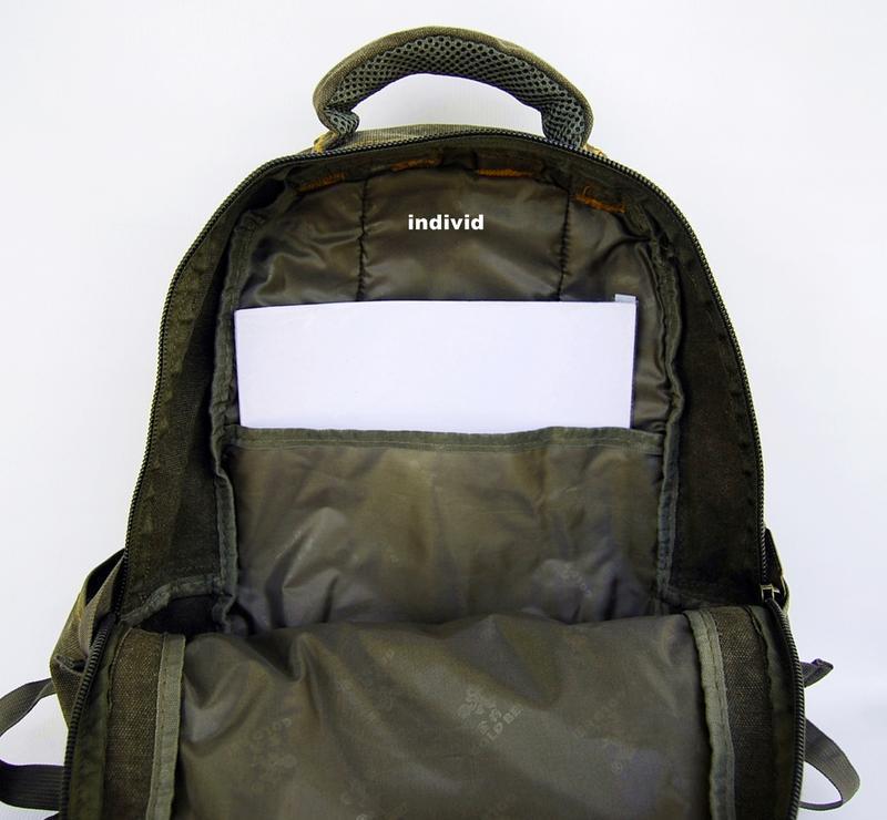 Сумка, ранец, спортивный рюкзак. мужской рюкзак gold be. город... - Фото 3