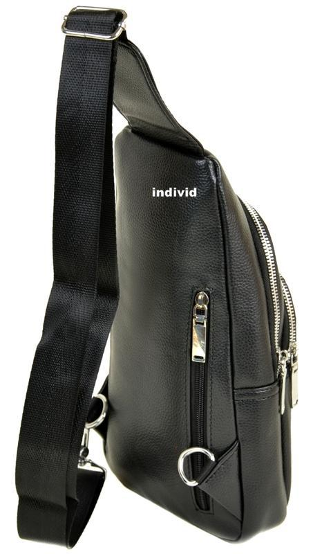 Барсетка bond. мужская сумка бананка. мужской рюкзак бонд сумк... - Фото 2