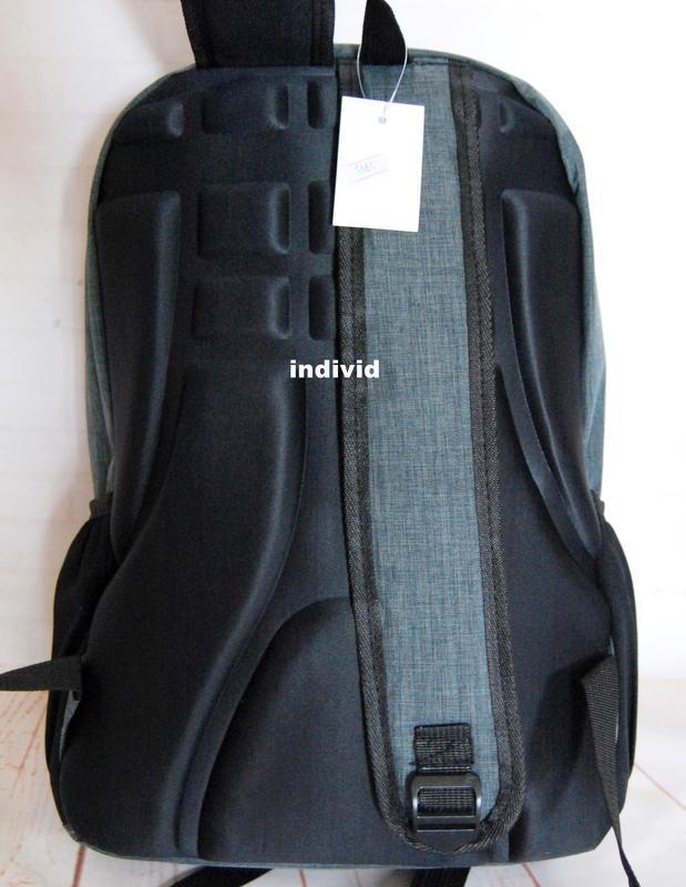 Спортивный рюкзак vans. анатомический портфель. мужской рюкзак... - Фото 2