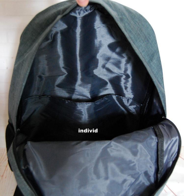 Спортивный рюкзак vans. анатомический портфель. мужской рюкзак... - Фото 4