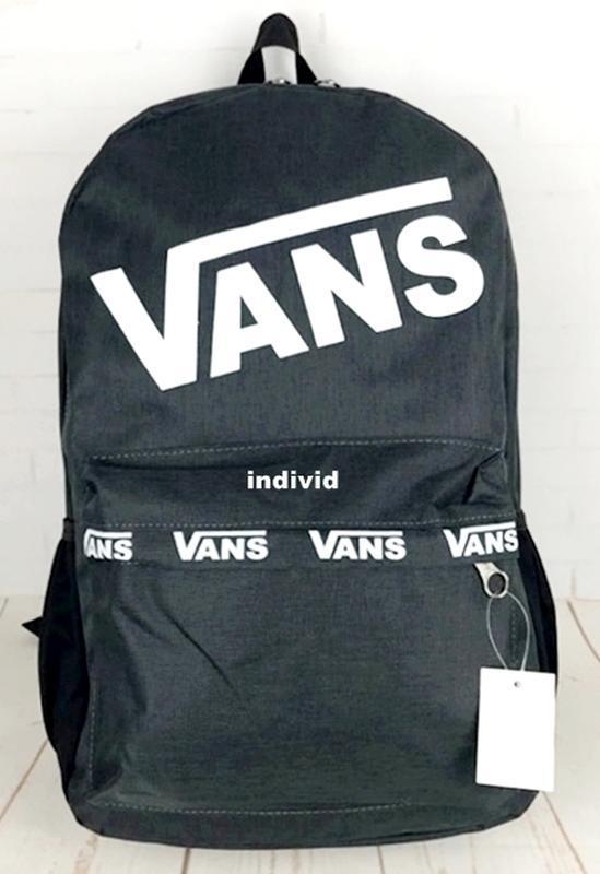 Спортивный рюкзак vans. анатомический портфель. мужской рюкзак... - Фото 5